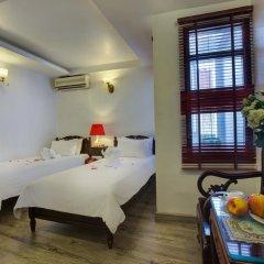 Отель Hanoi 3B 3* Улучшенный номер фото 5