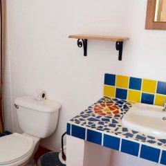 Отель La Casa De Cafe Копан-Руинас ванная фото 2