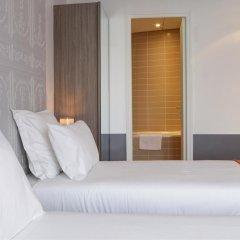 Отель Contact ALIZE MONTMARTRE 3* Стандартный номер с различными типами кроватей фото 11