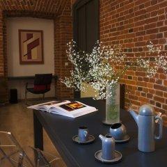 Дизайн-отель Brick 4* Люкс с различными типами кроватей фото 14