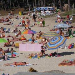 Отель Apartamentos Turisticos Arosa Ogrove пляж