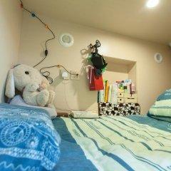 Coooker Youth Hostel (Shenzhen Luohu Port) Кровать в мужском общем номере фото 2
