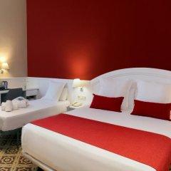 Отель Balneari Vichy Catalan 3* Стандартный номер разные типы кроватей фото 6