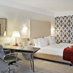 Отель Crowne Plaza Hannover 4* Стандартный номер с различными типами кроватей фото 3