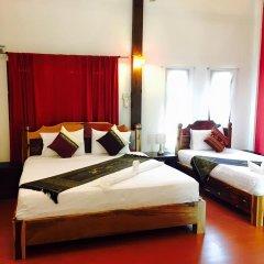 Отель Villa Oasis Luang Prabang 3* Стандартный номер с различными типами кроватей