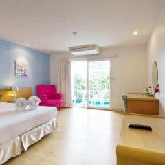 Отель Best Bella Pattaya 4* Номер Делюкс с различными типами кроватей фото 4