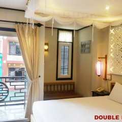 Vinh Hung Library Hotel 3* Номер Делюкс фото 10