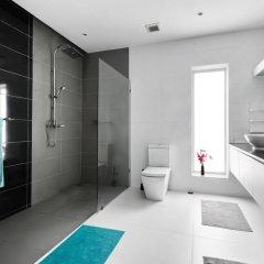 Отель Villa Blanche Таиланд, Самуи - отзывы, цены и фото номеров - забронировать отель Villa Blanche онлайн ванная