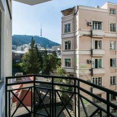 Отель Sweet Home 3 at Freedom Square Улучшенные апартаменты с различными типами кроватей фото 39
