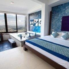 Отель Theva Residency 3* Люкс с различными типами кроватей