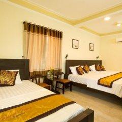 Отель Riverside Pottery Village 3* Стандартный семейный номер с двуспальной кроватью фото 6