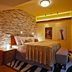 Hotel Quisisana Palace 5* Номер Делюкс с различными типами кроватей фото 10