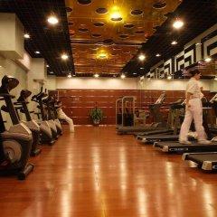 Отель Capital Hotel Китай, Пекин - 8 отзывов об отеле, цены и фото номеров - забронировать отель Capital Hotel онлайн фитнесс-зал фото 2