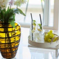 Отель Beachfront villa Del Mare Кипр, Протарас - отзывы, цены и фото номеров - забронировать отель Beachfront villa Del Mare онлайн балкон