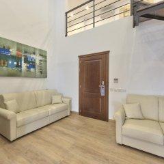 Отель Palazzo Violetta 3* Студия Делюкс с различными типами кроватей фото 6