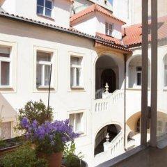 Отель Relax In Historical Prague Стандартный номер с различными типами кроватей фото 12