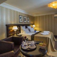 Бутик-отель Джоконда 4* Стандартный номер двуспальная кровать фото 7