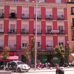 Отель Hostal Santo Domingo фото 2
