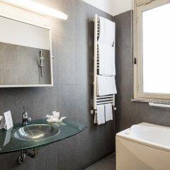 Hotel Garibaldi 4* Стандартный номер с двуспальной кроватью фото 8