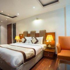 Отель Trimrooms Palm D'or 3* Номер Бизнес с двуспальной кроватью фото 4