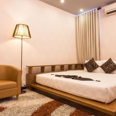 Valentine Hotel 3* Люкс с различными типами кроватей фото 6