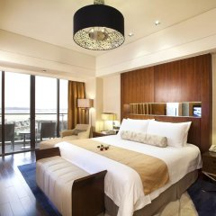 Xiamen International Conference Hotel 5* Люкс с различными типами кроватей фото 5