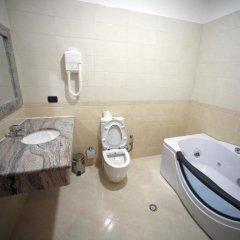 Отель Dajti Park ванная