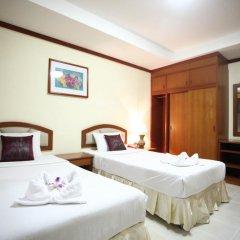 Отель Priew Wan Guesthouse 3* Улучшенный номер фото 6