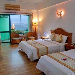 Green Hotel Nha Trang 3* Улучшенный номер