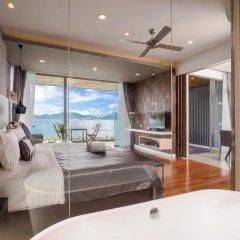 Отель X10 Seaview Suite Panwa Beach Люкс с двуспальной кроватью фото 16