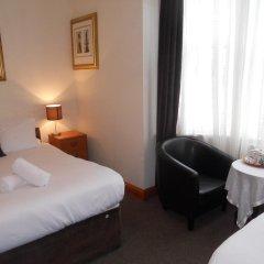 Отель The Old Palace Guest House 3* Стандартный номер с различными типами кроватей