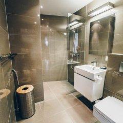 Отель Kreutzwaldi Penthouse Эстония, Таллин - отзывы, цены и фото номеров - забронировать отель Kreutzwaldi Penthouse онлайн ванная фото 2