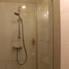 Отель Albergo City Берлин ванная