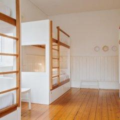 Porto Spot Hostel Кровать в общем номере фото 12