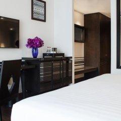 Mövenpick Hotel Sukhumvit 15 Bangkok 4* Номер Делюкс с различными типами кроватей фото 3