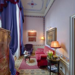 Отель Villa Cora 5* Люкс с различными типами кроватей фото 8