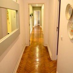 Отель Alvalade II Guest House Lisboa 3* Стандартный номер с различными типами кроватей фото 8