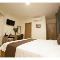 Thu Hien Hotel 2* Номер Делюкс фото 2