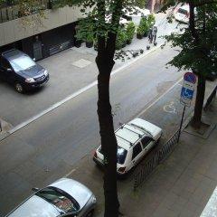 Апартаменты Solunska Apartment парковка