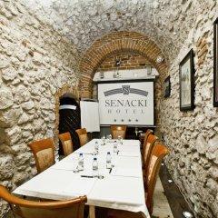 Отель Senacki Польша, Краков - отзывы, цены и фото номеров - забронировать отель Senacki онлайн питание фото 2