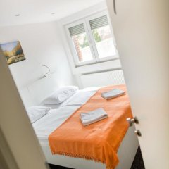 Апартаменты Tia Apartments and Rooms Номер Комфорт с различными типами кроватей фото 11
