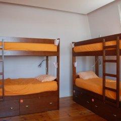 Lisb'on Hostel Кровать в общем номере с двухъярусной кроватью фото 3