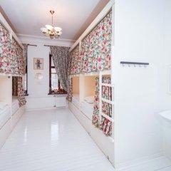 Тайга Хостел Кровать в общем номере с двухъярусной кроватью фото 7