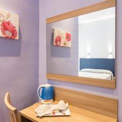 Отель La Grande Bellezza Guesthouse Rome 2* Стандартный номер с различными типами кроватей фото 21