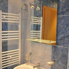 Отель Orpheus Apartments Болгария, София - отзывы, цены и фото номеров - забронировать отель Orpheus Apartments онлайн ванная