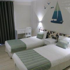 Отель Vitor's Plaza Апартаменты с различными типами кроватей фото 3