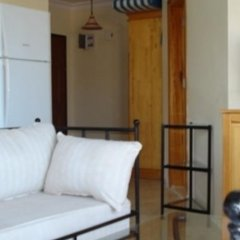 Апартаменты Deniz Apartment комната для гостей фото 4