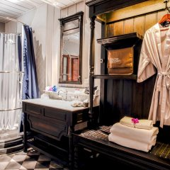 Отель Burasari Heritage Luang Prabang 4* Номер Делюкс с двуспальной кроватью фото 15
