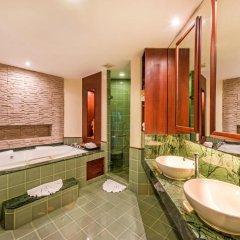 Отель Duangjitt Resort, Phuket 5* Семейный люкс с двуспальной кроватью фото 7