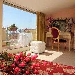 Hotel Scilla 3* Стандартный номер двуспальная кровать фото 17